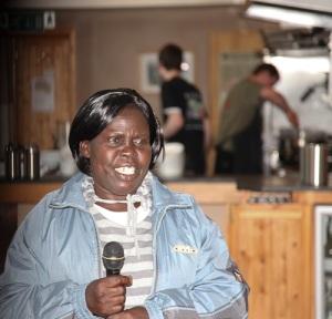 Margaret Kifuko Ugandan Farmer