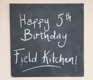 Happy Birthday Field Kitchen