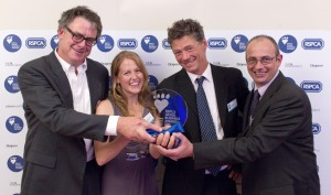 Riverford at the RSPCA Awards 2011