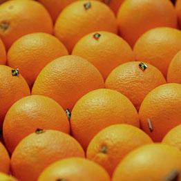 organic oranges