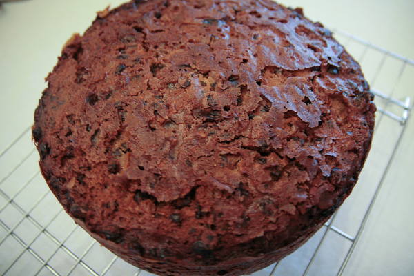 What Should I Feed My Christmas Cake