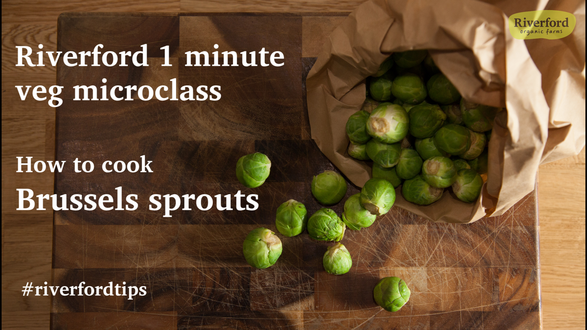 Brussels sprouts video thumbnail